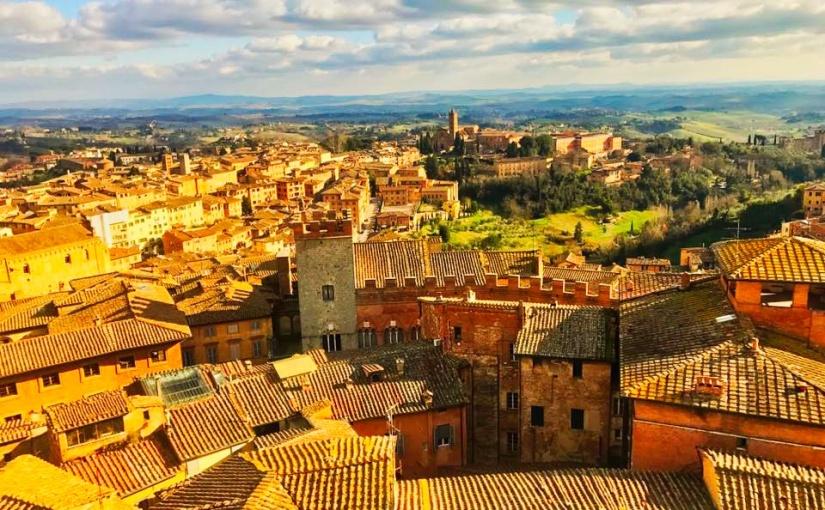 Italy for lovers…comer e amar… orar só para quemquiser!