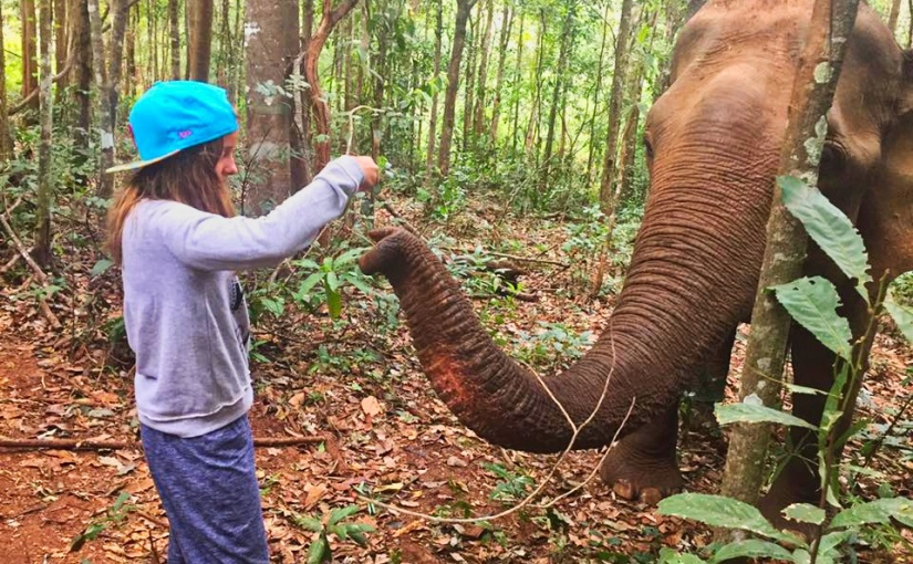 Camboja. Cá vamos nós peloNatal