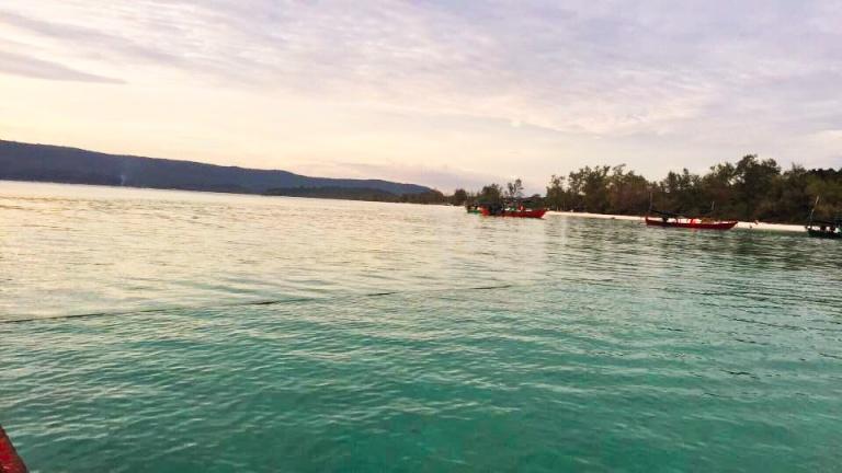 mar camboja