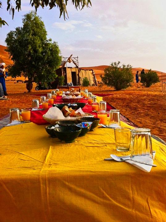 mesa marrocos