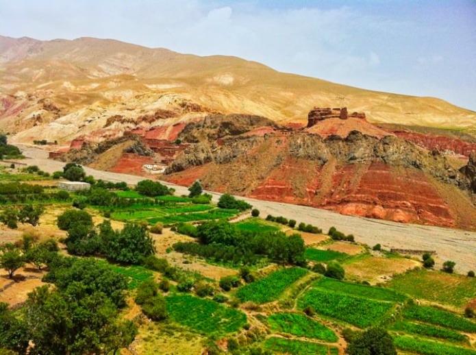 montanha marrocos