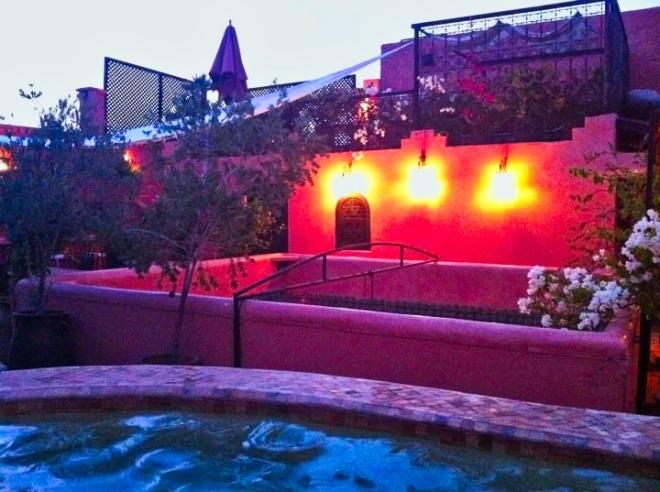 piscina marrocos